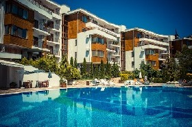 Kompleks Messambria Fort Beach 4*